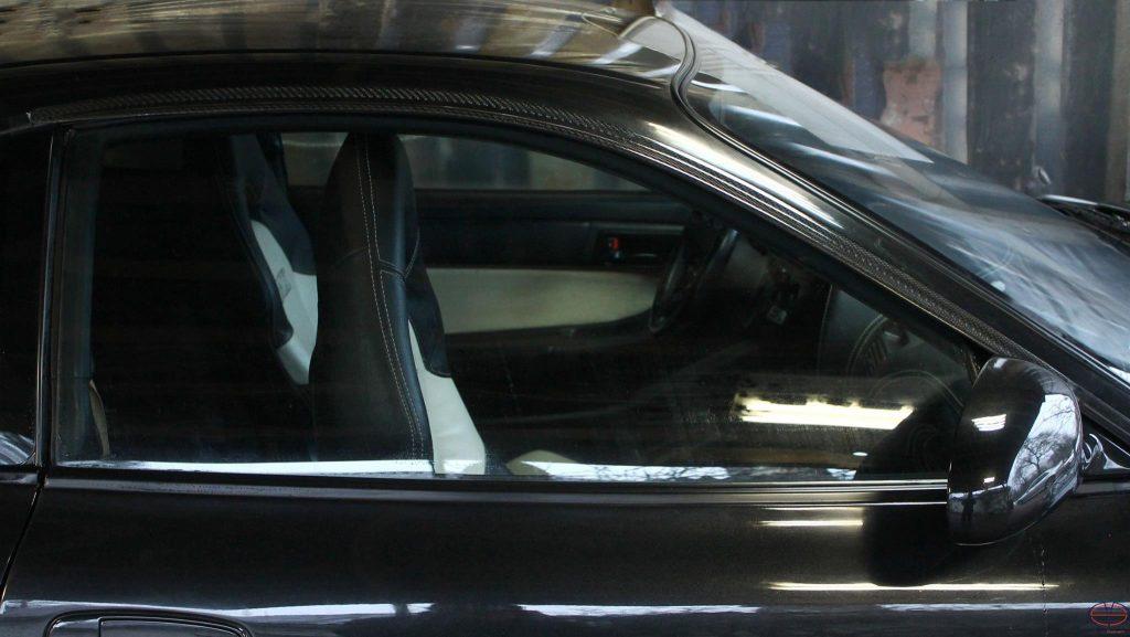 Toyota Celica ST182 ST185 GT4 Carbon Fiber Window WindDeflector
