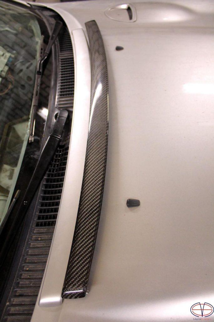Toyota Celica AT200 ST202 ST205 GT4 Carbon Fiber bonnet spoiler