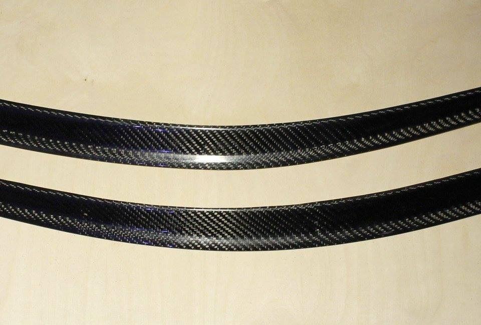 Toyota Celica ST182, ST185 GT4 Carbon Fiber Window visor