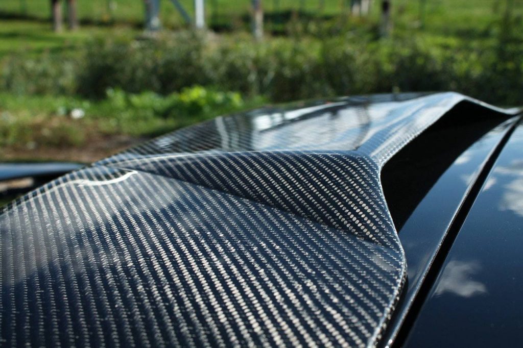 Toyota Celica ST 18 Roof carbon fiber spoiler