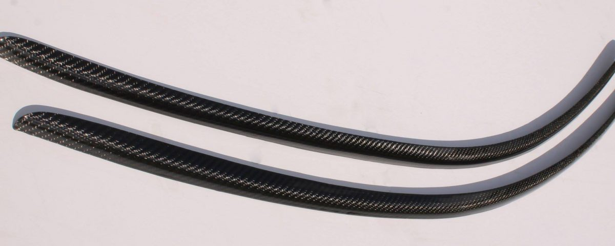 Wind deflectors for Toyota Celica ST20