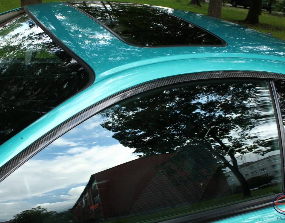 Carbon fiber Wind Deflectors for Toyota Celica ST20 Gen6