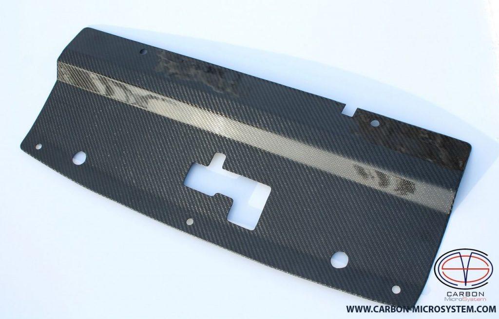 Toyota Celica ST 182, ST 183, ST 185 GT4 Carbon Fiber radiator cooling panel