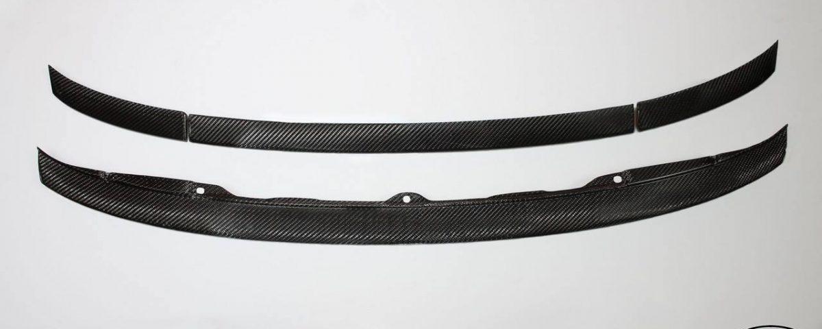 Toyota Celica ST 182, ST 183, ST 185 GT4 Carbon Fiber front Grilles - Complete set