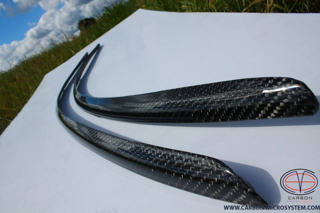 Toyota Celica ST202, ST205, GT4 Carbon Fiber Window Wind Deflectors