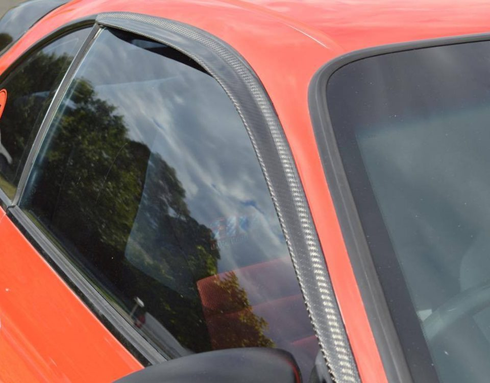 TOYOTA Celica ST18 Carbon Fiber deflectors