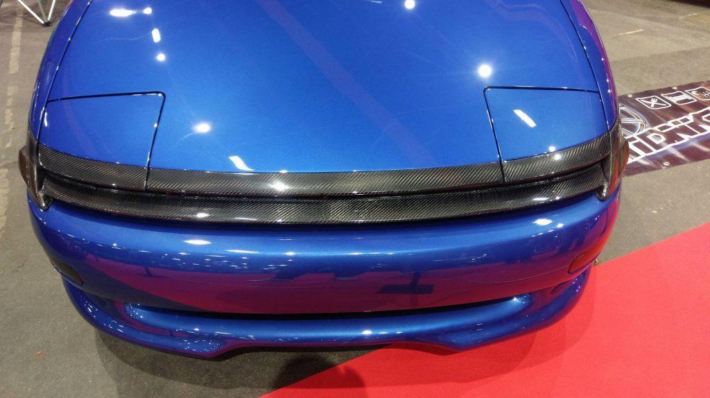 Toyota Celica ST 182, ST 183, ST 185 GT4 Carbon Fiber front Grilles – Complete set