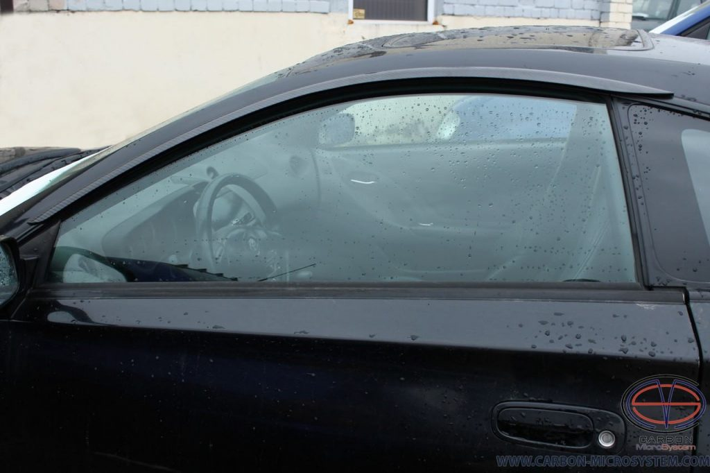 Toyota Celica T23, Carbon Fiber Window Wind Deflectors