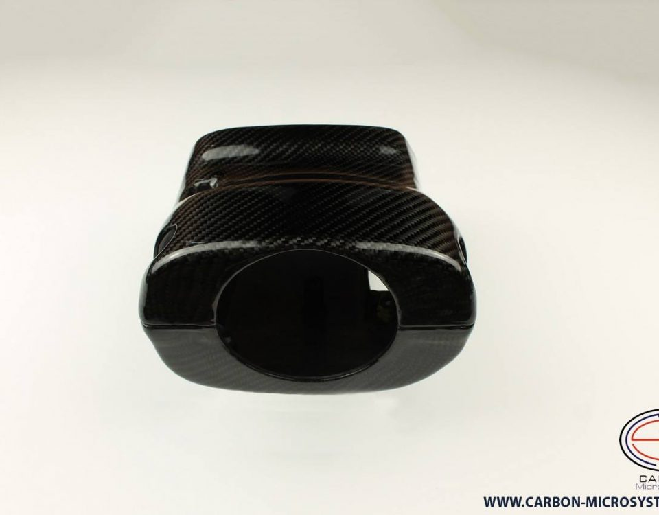 Carbon Fiber Steering Column Cover for Toyota Celica ST18