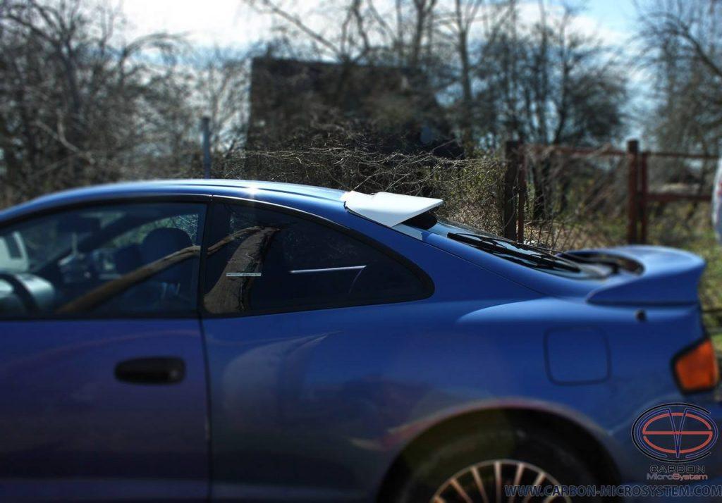 TOYOTA Celica AT200 ST202, ST205 GT4 rear roof Fiberglass Spoiler