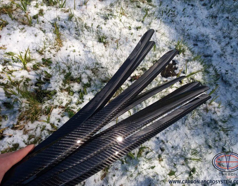 Carbon Fiber Wind deflectors for Levin/Trueno AE110-AE111, BZR, BZG, BZV,