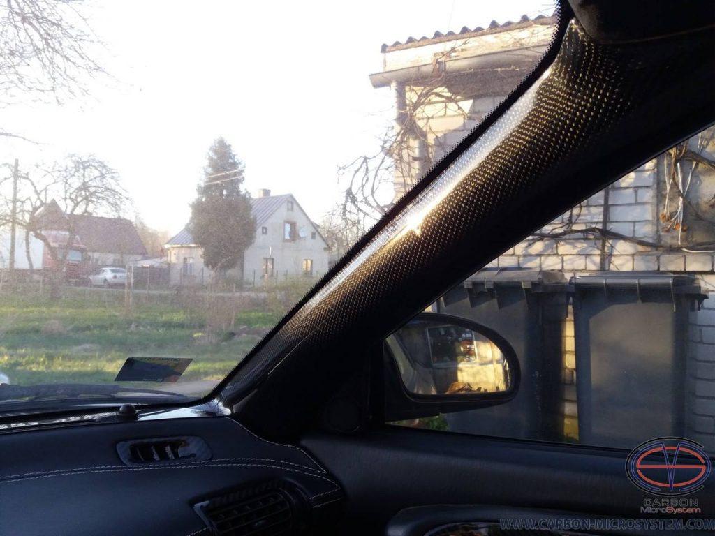 Toyota Celica ST18 Carbon fiber Interior