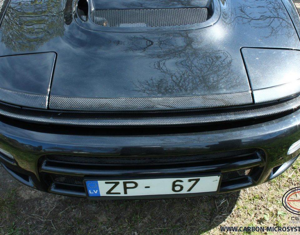 TOYOTA Celica ST 182, ST 183, ST 185 GT4 Carbon Fiber front Grilles