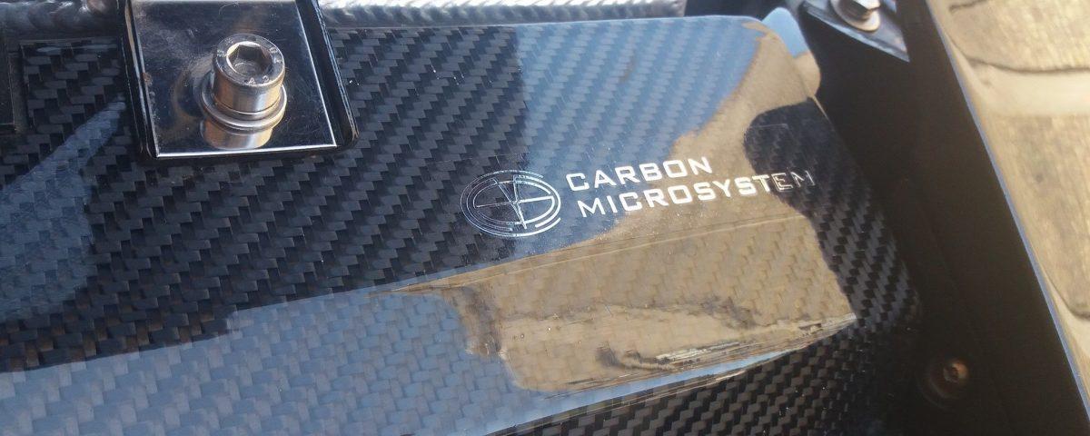 A little bit of Carbon