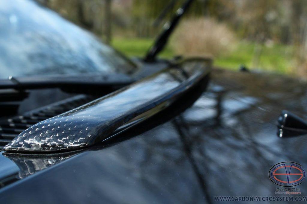 TOYOTA Celica ST18 Carbon Fiber bonnet spoiler