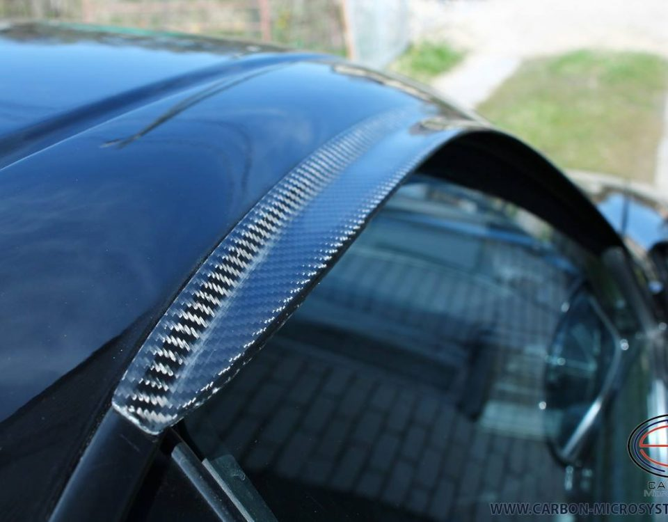 Carbon Fiber Wind deflectors for Toyota Celica ST182, ST184, ST185 GT4