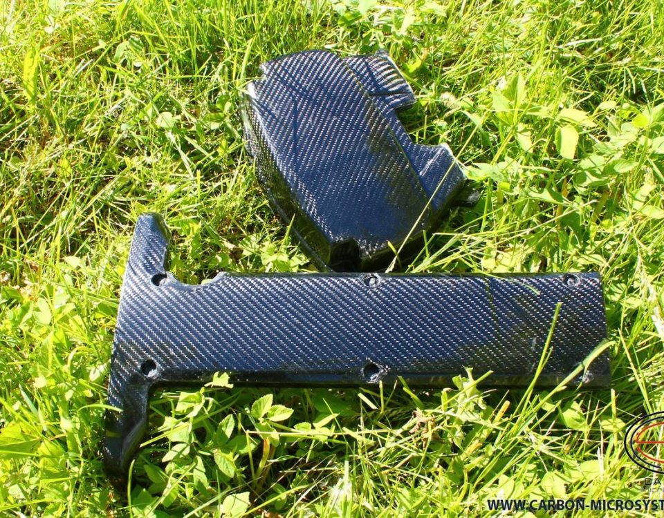 Timing belt cover from Carbon Fiber for 4A-GE engine