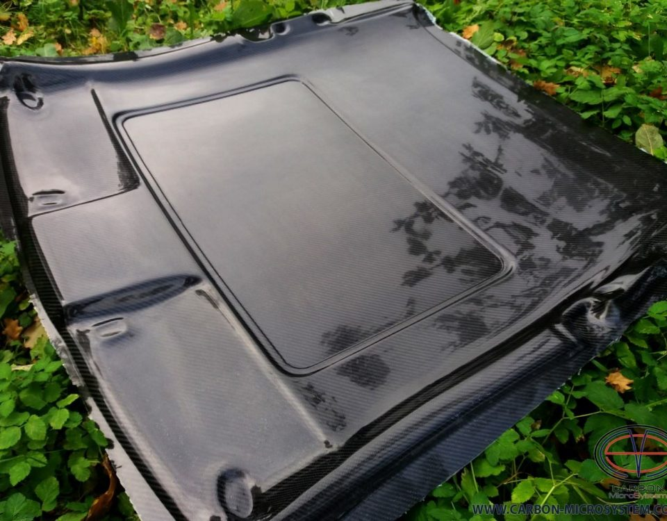 Carbon fiber Headliner for Toyota Celica t23