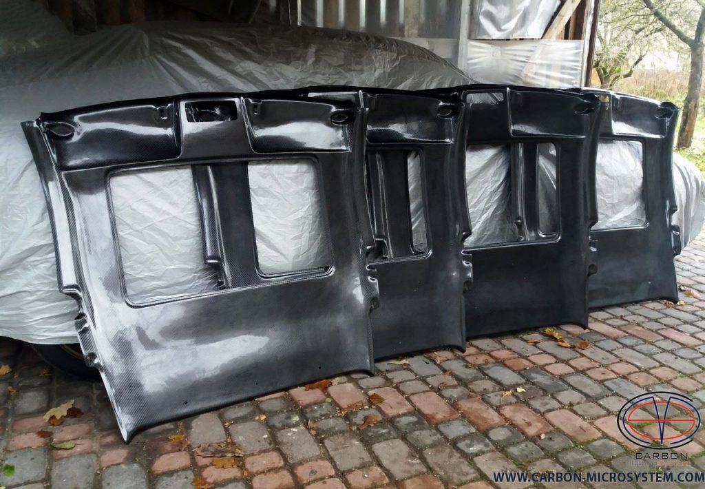 TOYOTA Celica t23 Carbon Fiber headliners