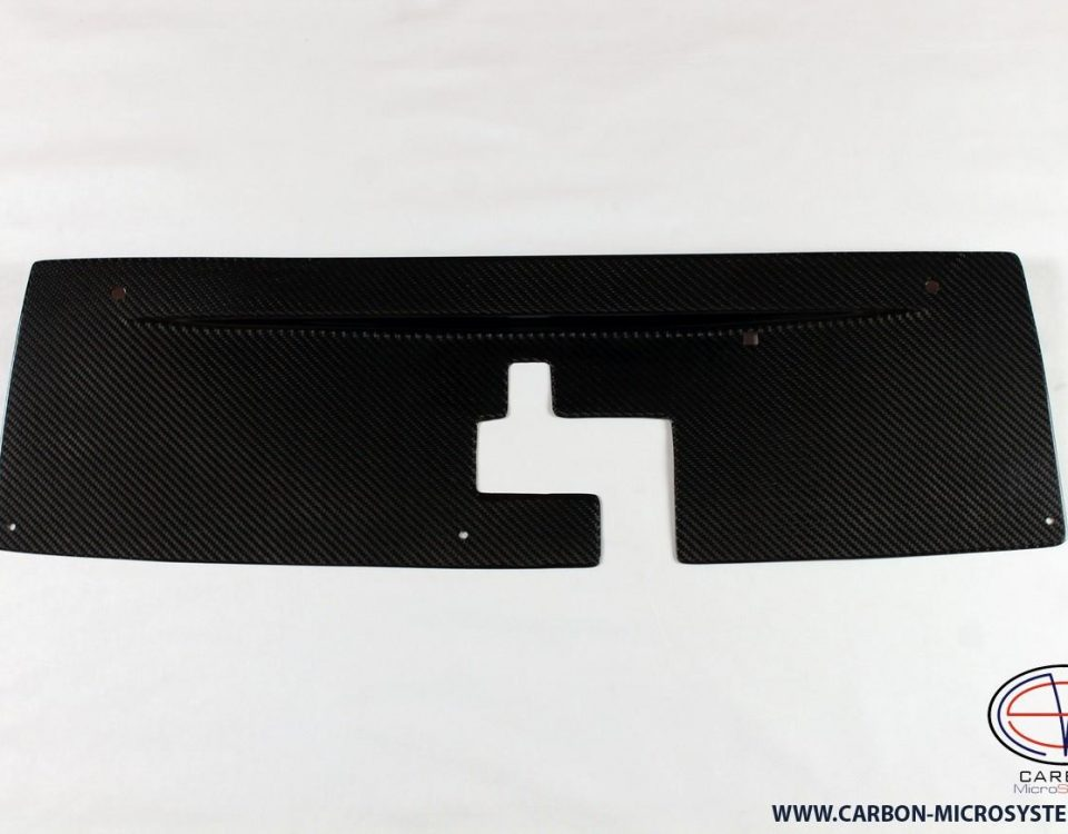 Cooling panel from Carbon fiber for Toyota Celica st16