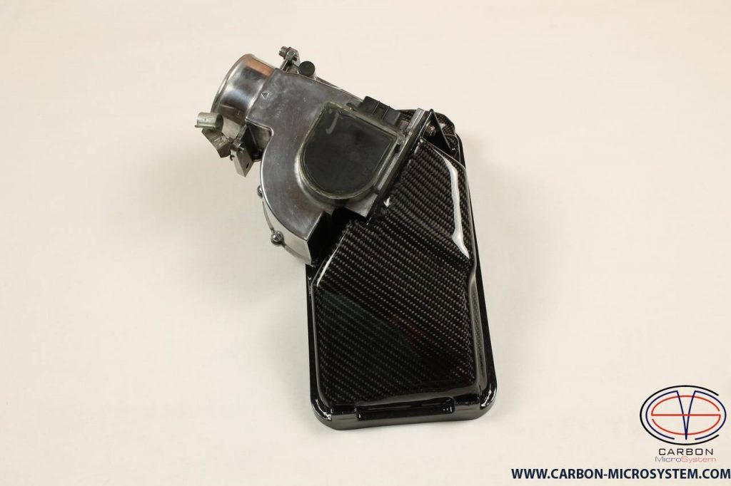 Carbon Fiber Filter box for Celica st185