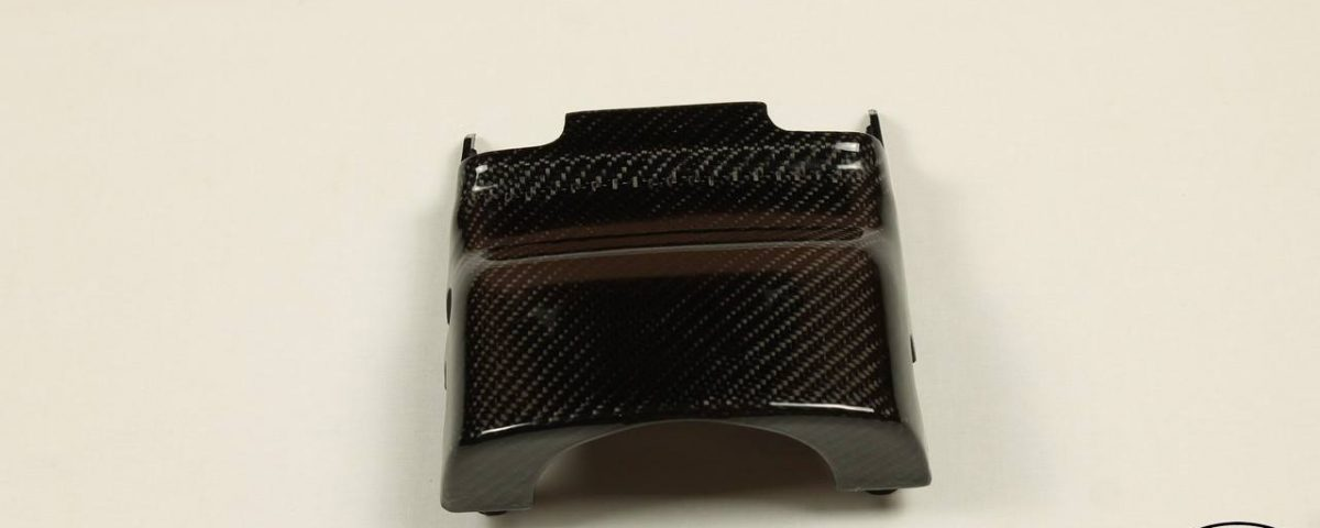 Steering Column Cover from carbon fiber for Toyota celica ST20
