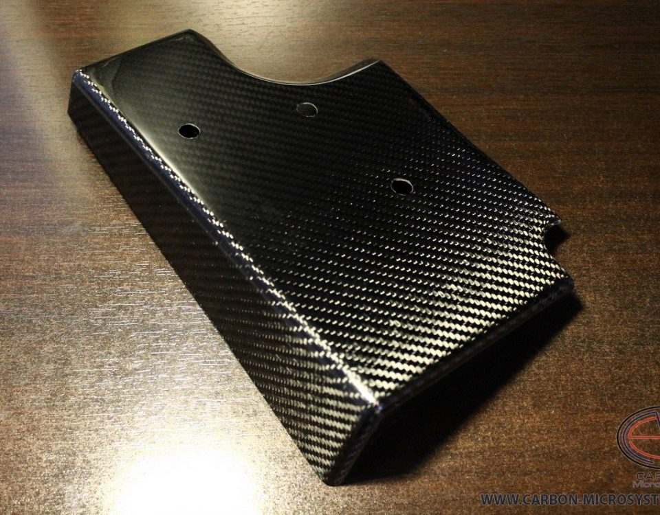 Carbon fiber ABS block cover for Toyota Celica st18