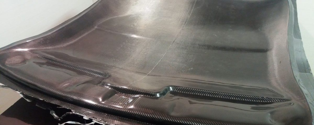 TOYOTA Celica st18 Carbon Fiber headliner