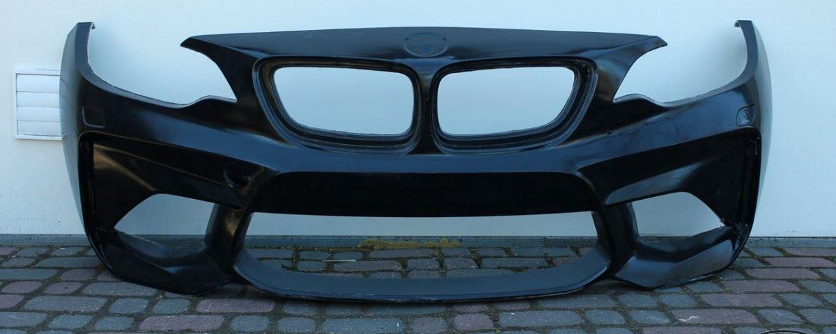 BMW M2 F87 FRONT BUMPER