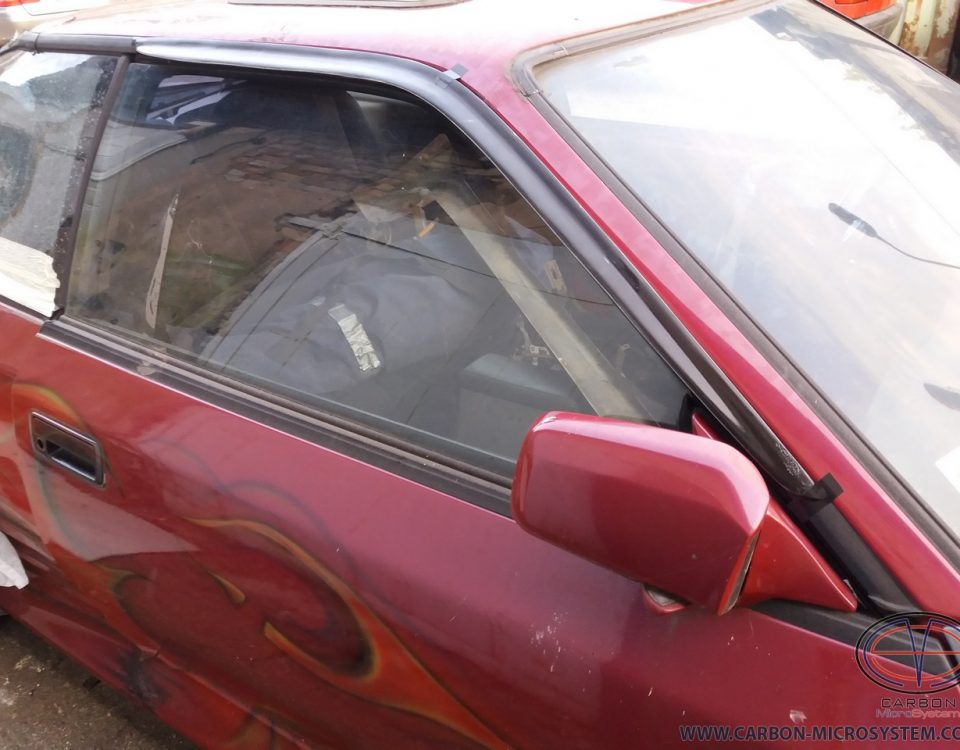 Wind deflectors for Toyota Celica st16 Gen4