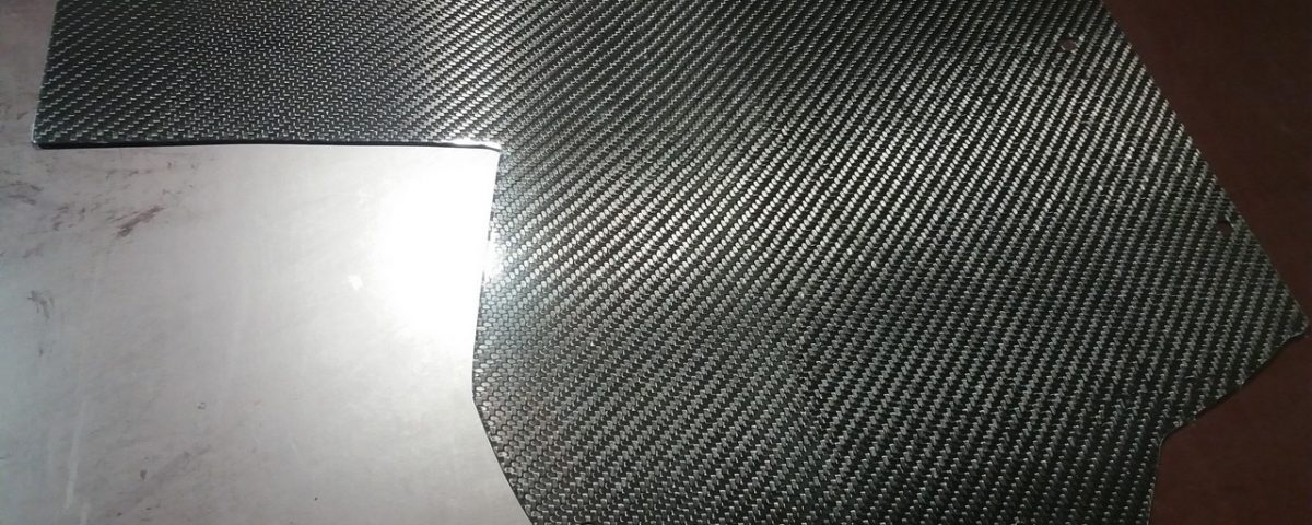 carbon fiber battery cover