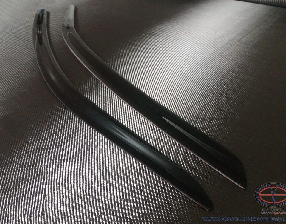 Toyota GT86, Subaru BRZ, Scion FR-S Carbon Fiber deflectors