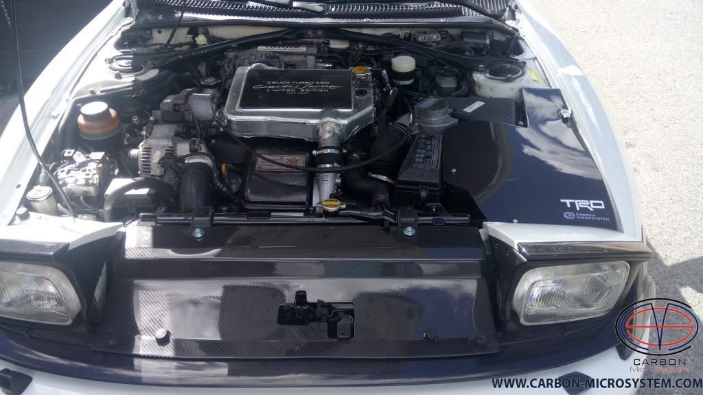 Toyota celica st185 engine  bay