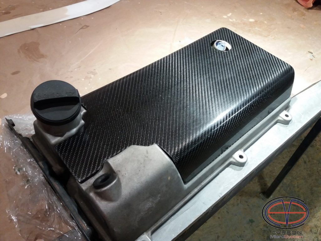 Carbon fiber Spark plug cover for 3S-GTE (Gen3) Engine
