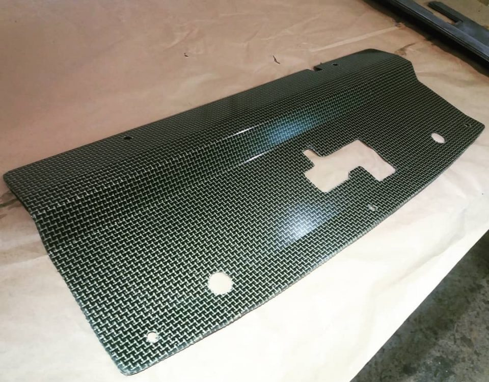 Carbon+Kevlar