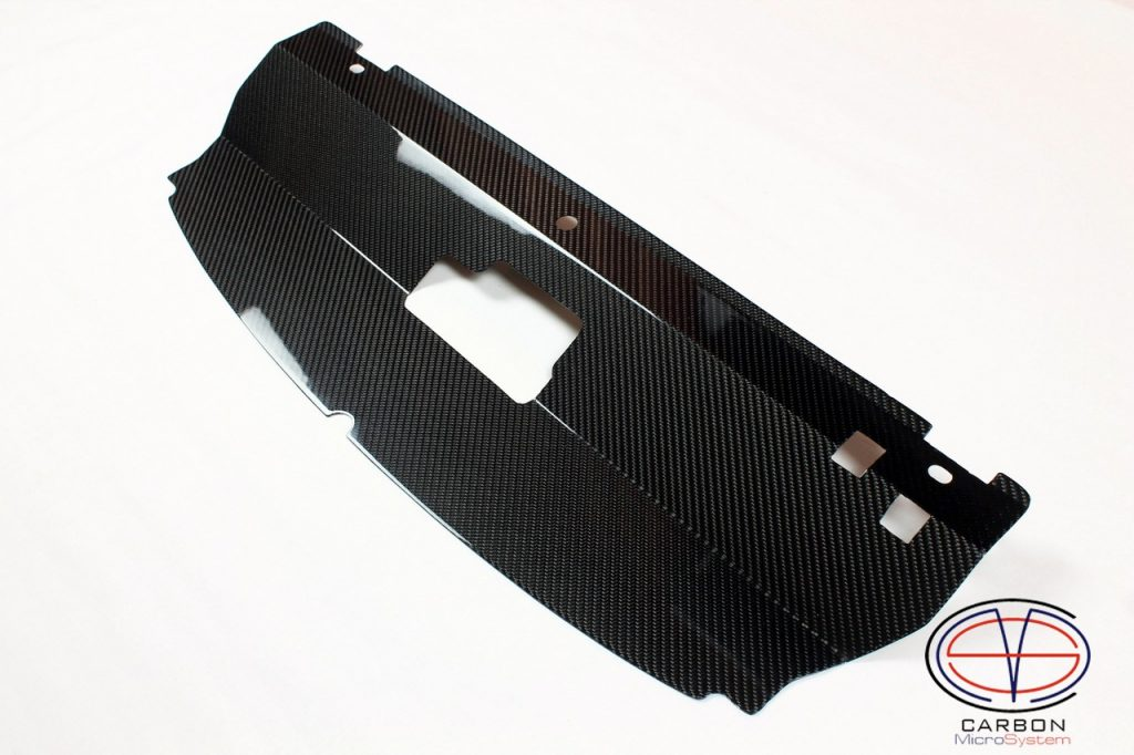 Radiator cooling panel from Carbon Fiber for TOYOTA Levin/Trueno