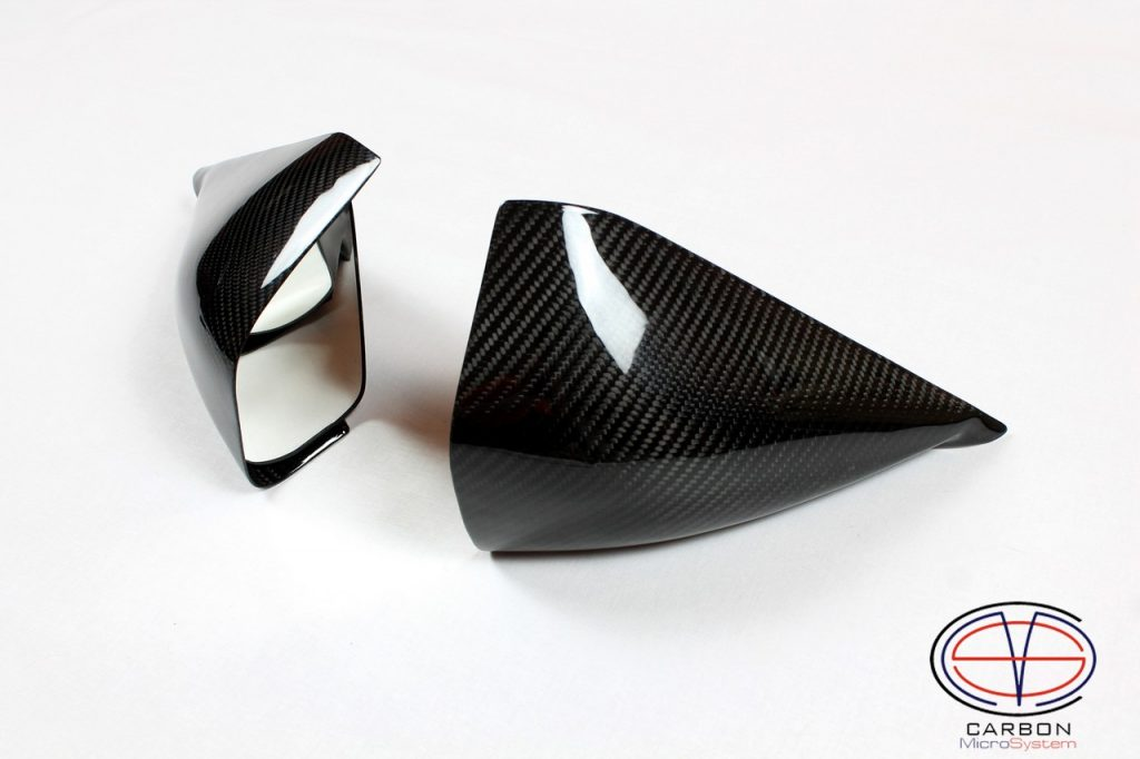 TTE Mirrors from Carbon Fiber for TOYOTA Celica ST 18
