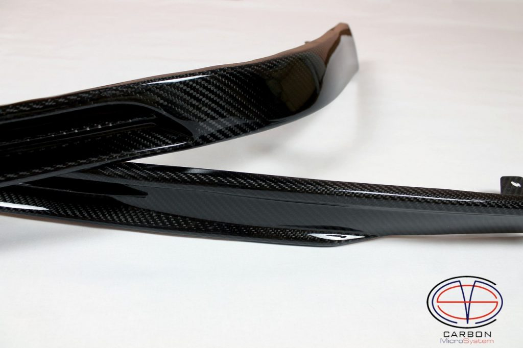 Front lip from Carbon Fiber for AE110