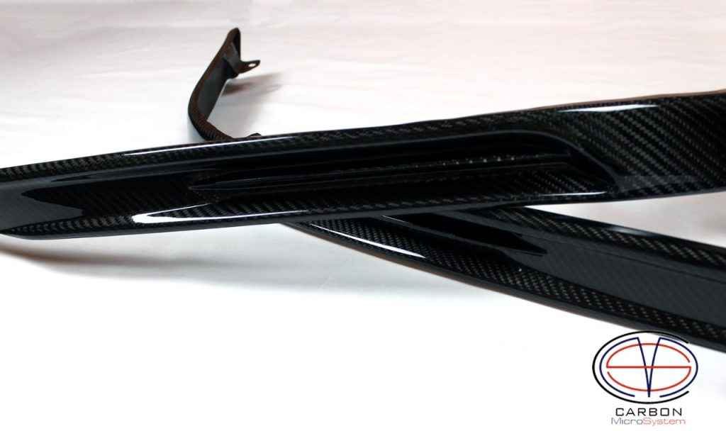 Front lip from Carbon Fiber for AE111