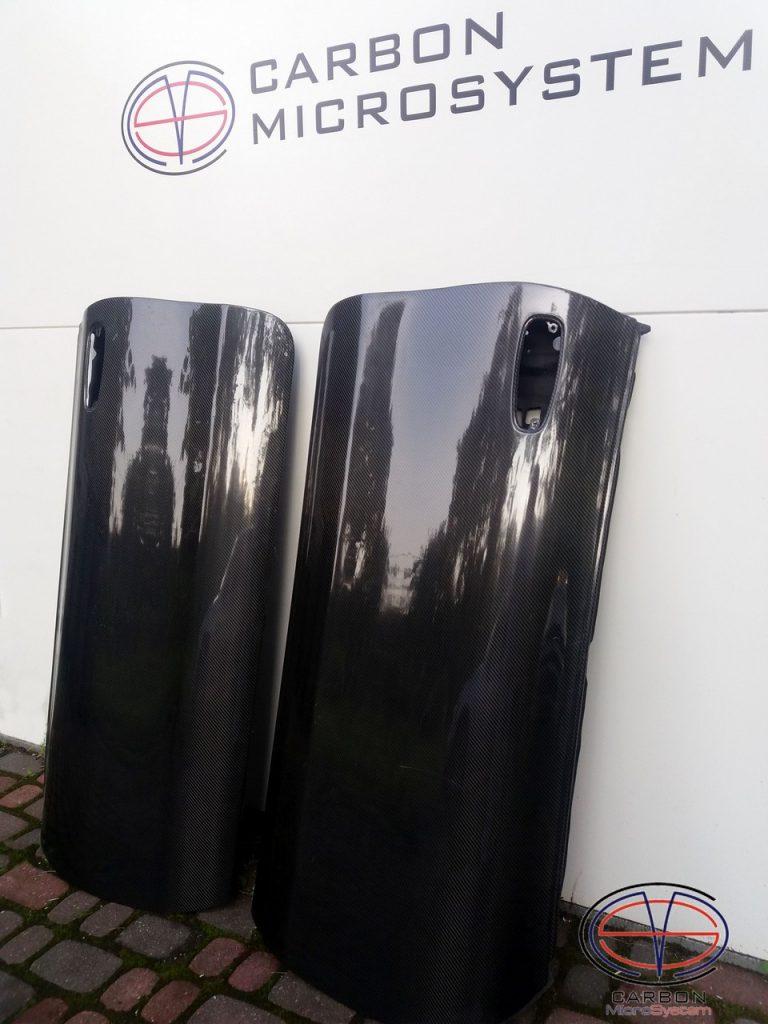 Carbon Fiber doors for Toyota Celica st18