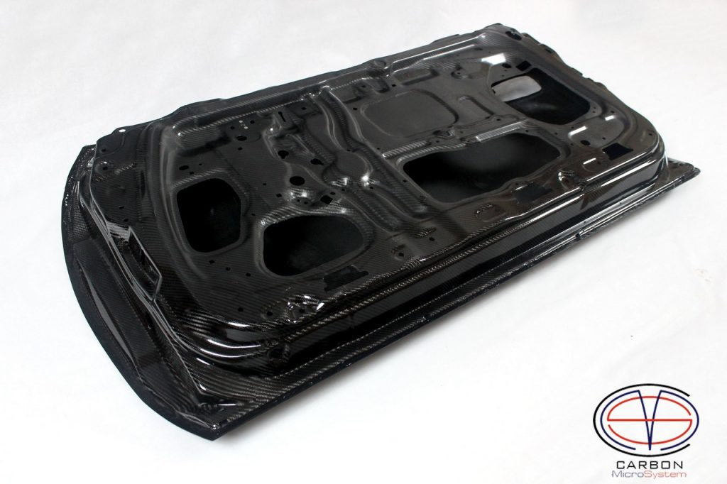 Carbon fiber doors for Toyota Celica st18 gen5