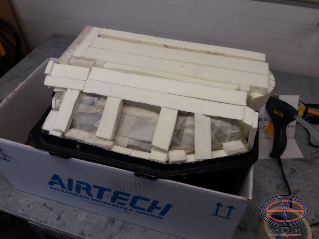 modeling 4a-ge Intake Air Surge Tank