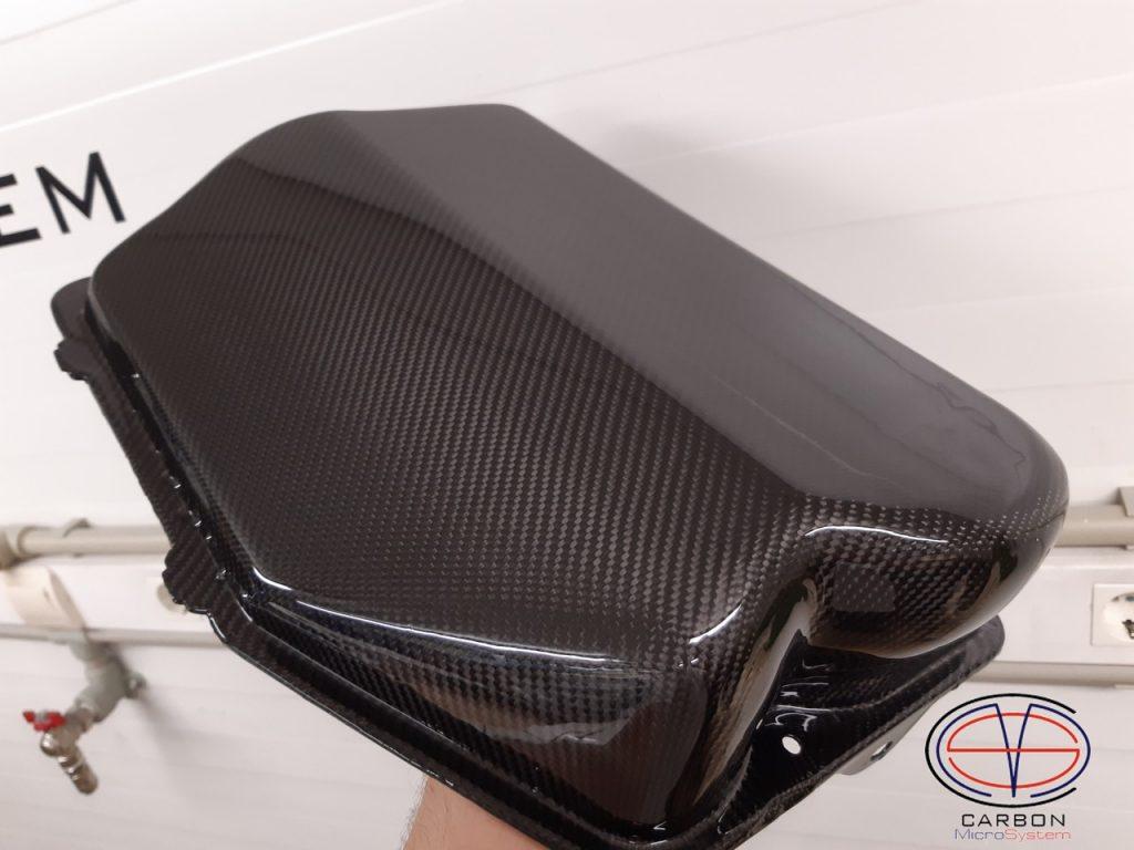Carbon fiber 4a-ge Intake Air Surge Tank