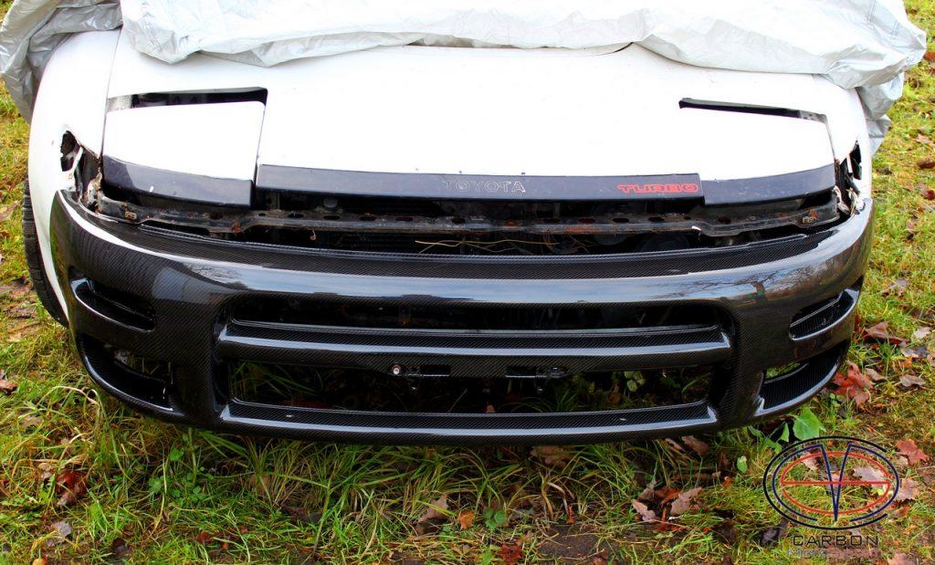 Carbon fiber Bumper
