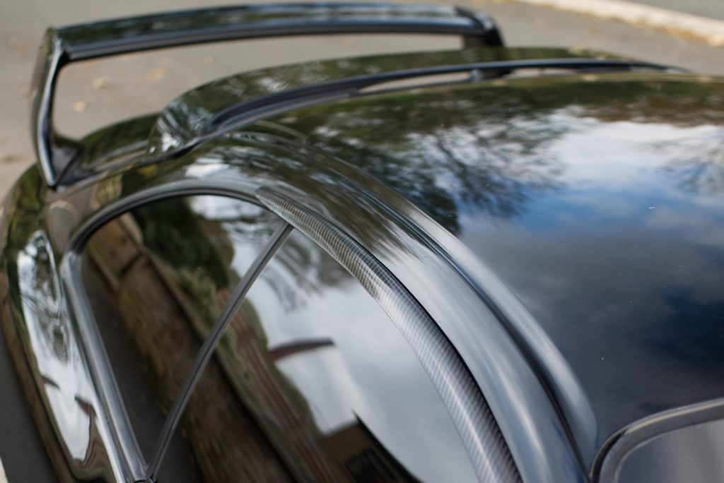 Carbon Fiber wind deflectors