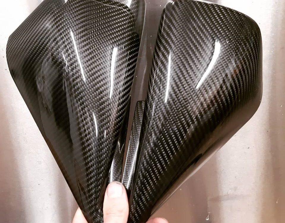 Carbon fiber Mirrors for Toyota Celica