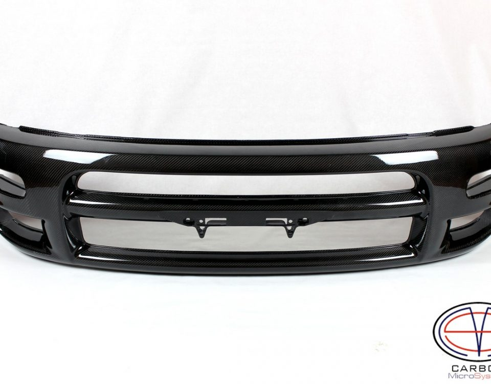 Carbon fiber Bumper CS for Toyota Celica st18