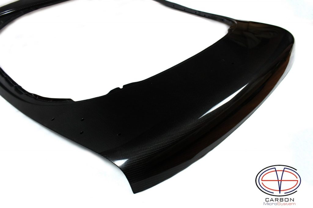 Carbon fiber Rear Hatch for Toyota Celica