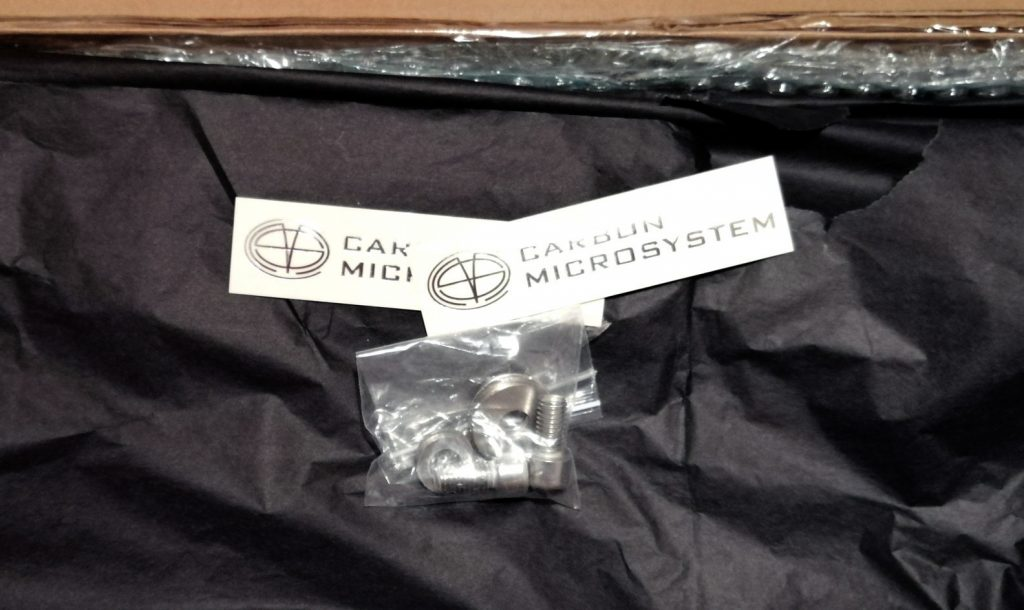carbon microsystem stickers