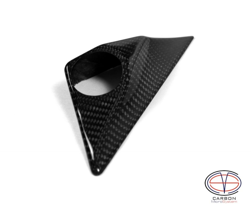 carbon covers for door tweeters